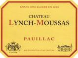2012 Château Lynch Moussas, Grand Cru Classe - 0,75l