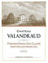 2012 Château Valandraud Premier Grand Cru Classe B - 0,75l