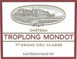 2012 Château Troplong Mondot 1er Grand Cru Classe B - 0,75l