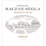 2016 Château Rauzan-Ségla Grand Cru Classe - 0,75l