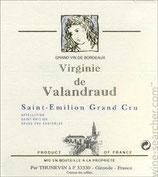 2015 Château Virginie de Valandraud Grand Cru - 6,0l
