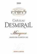 2013 Château Desmirail Grand Cru Classe 0,75l