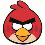 00 Маски Angry Birds 8шт картон