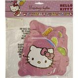 Гирлянда-буквы С ДР Hello Kitty 220см