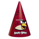 Колпаки Angry Birds, 6 шт