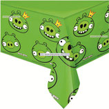 """Скатерть """"Angry Birds"""" 120*180 см"""