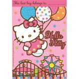 Подарочные пакетики Hello Kitty