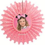 03 Изделие из бумаги декор розовый, 50см