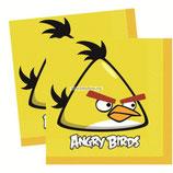 "Салфетки ""Angry Birds"" 33 см 16 шт"