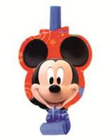 Disney Гудок Микки Маус, 8 шт