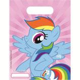 """Подарочные пакетики """"Моя маленькая Пони"""", 6 шт."""