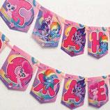 Гирлянда-вымпелы My Little Pony 215см
