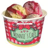 Стаканчики для мороженого Кафе Минни, 8 шт.