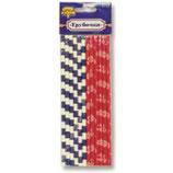 A1 Трубочки бумажные Морская коллекция