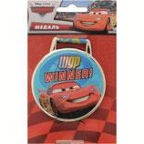 00 Медаль Disney Тачки большая