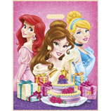 """Большой пакет для подарка """"Принцессы-торт"""" 1шт"""