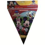 Гирлянда-вымпел Disney Микки и Минни, 360 см