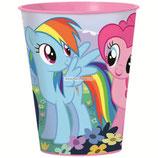 Стакан My Little Pony 473мл пластик