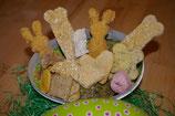 Osterei gefüllt mit 200g leckeren Keksen nach ihrer Wahl