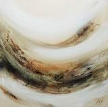 Original Abstracte Kunst, Acrylgemälde, Handgemalt, Unikat, Format: 50x50x3,5 cm