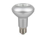 LED Reflektorlampe, E27, ECOLUX, R63, Dimmbar