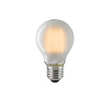 LED Normallampe, E27, Filament Dimmbar, Matt