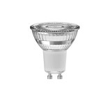 LED Retrofitlampe, GU10, LUXAR Glas, Dimmbar