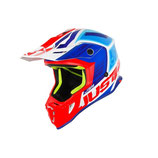 just1 J38 BLADE BLUE-RED-WHITE GLOSS