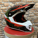 ACERBIS PROFILE 4 GREEN / RED / BLACK GLOSS