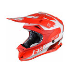 JUST1 J32 PRO RED-WHITE MATT