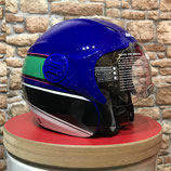 ACERBIS X-JET ON BIKE BLUE