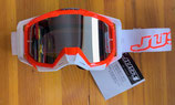 JUST1 IRIS NEON RED MX GOGGLE