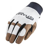 ACERBIS-OTTANO V.1 BROWN GLOVES