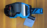 JUST1 IRIS CARBON FLUO BLUE MX GOGGLE