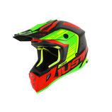 JUST1 J38 BLADE RED / LIME / BLACK MATT