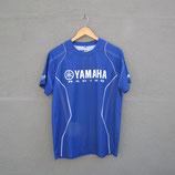 YAMAHA BLUE PADDOCK T-SHIRT