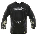 NO FEAR COMBAT JERSEY CAMO BLACK