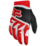 FOX DIRTPAW RED GLOVES