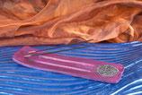 Räucherstäbchenhalter lila