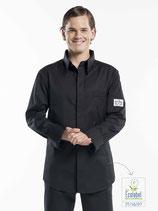 Chef Shirt Black