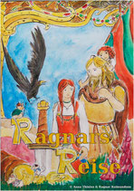 Postkarte - Illustration aus dem Kinderbuch (Illustriert von Anna Thinius)