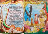 GRATIS - Fünf Illustrationen aus dem Kinderbuch als Postkarte.