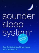 SOUNDER SLEEP Trainingsprogramm auf 3 Audio-CDs