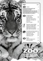 Tiere im ZOO - Tipps für den Unterricht