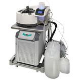 Rocket Synergy Evaporator + Vakuumpumpe + Julabo FL601 Kühler