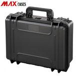 Valise étanche MAX430S 19.65 Litres Noir