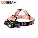Lampe Frontale Acebeam H30 – 4000 Lumens