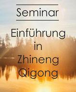 Seminar mit Dr. Qi Wang 6./7. Nov. 2021