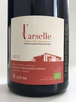 Syrah, L'Arselle 2015, Magnum, François et Claire Bouillot-Salomon, Vin de France, Ampuis, 150cl, rouge