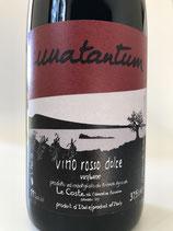 Unatantum, Le Coste, Clémentine Bouvéron & Gian Marco Antonuzi, 2012, Italie, Gradoli, 37,5cl, passérillé